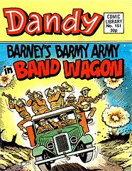 Dandy Comic Library 151 - Barneys Barmy Army in Band Wagon (TGMG).cbz