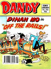 Dandy Comic Library 250 - Dinah Mo in Off the Rails (TGMG).cbz
