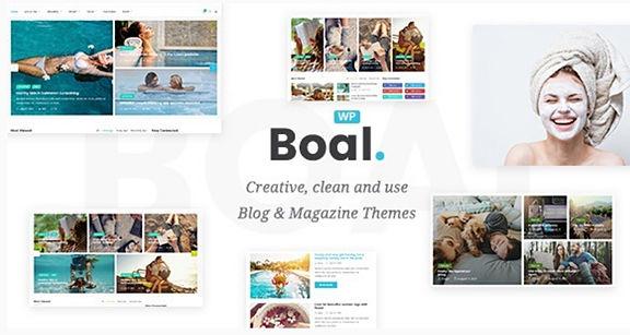 Boal_-_Newspaper_Magazine_News