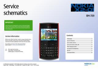 schematics X2-01_RM709.pdf