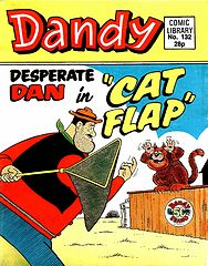 Dandy Comic Library 132 - Desperate Dan in Cat Flap (TGMG).cbz