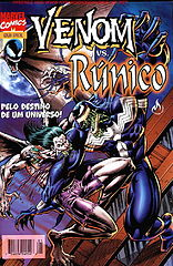 Venom vs Runico - Mythos.cbr