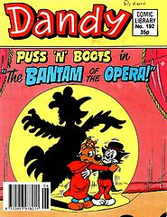 Dandy Comic Library 192 - Puss n Boots in the Bantam of the Opera (TGMG).cbz
