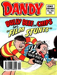 Dandy Comic Library 253 - Bully Beef and Chips in Film Stunts (TGMG).cbz