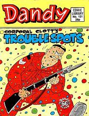 Dandy Comic Library 121 - Corporal Clotts Trouble Spots (TGMG).cbz