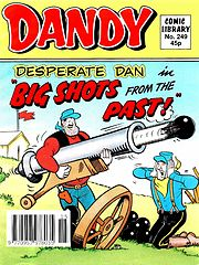 Dandy Comic Library 249 - Desperate Dan in Big Shots from the Past (TGMG).cbz