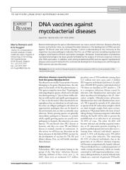 DNA vaccines against mycobacterial diseases.pdf