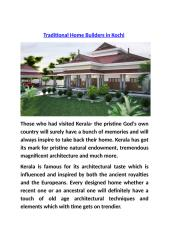 Traditional Home Builders in Kochi.docx