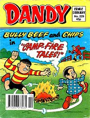 Dandy Comic Library 229 - Bully Beef and Chips in Camp-Fire Tales (TGMG).cbz