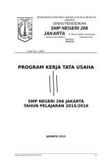 Program Kerja TU 2015-2016.doc
