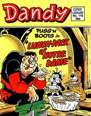 Dandy Comic Library 116 - Puss n Boots in Lunch-Pack of Notre Dame (TGMG).cbz
