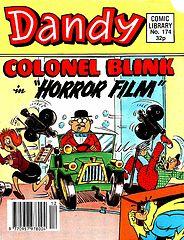 Dandy Comic Library 174 - Colonel Blink in Horror Film (TGMG).cbz