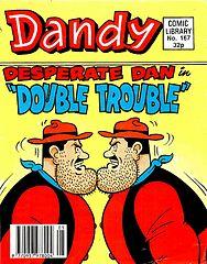 Dandy Comic Library 167 - Desperate Dan in Double Trouble (TGMG).cbz